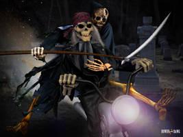 Ridin' Reaper by Rowdy-Dawg