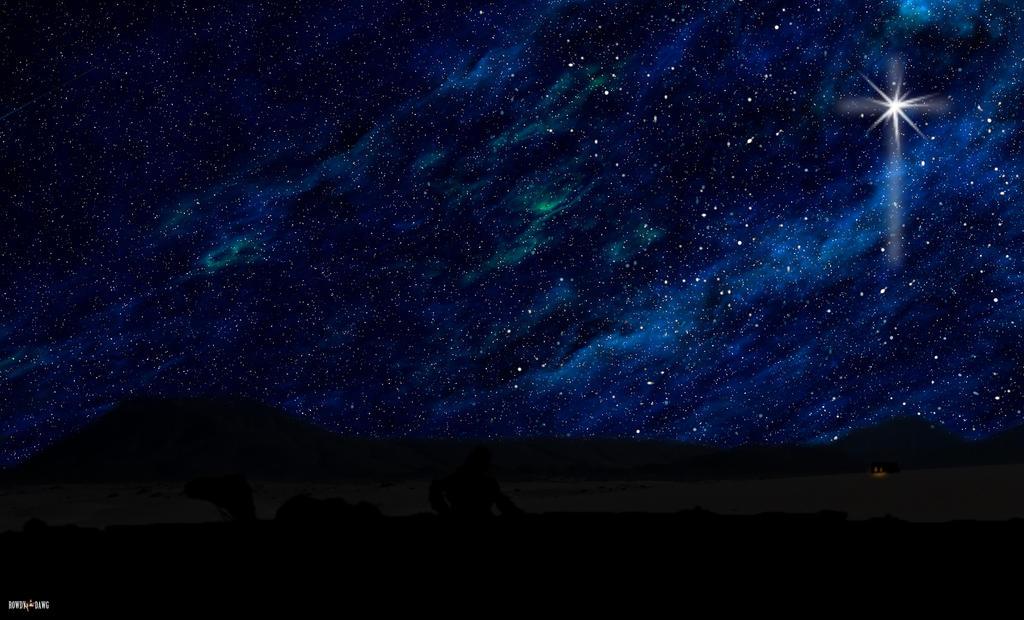 Oh Holy Night by Rowdy-Dawg