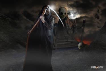 Bridge Over The Styx by Rowdy-Dawg