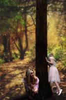 Enchanted Forest by Rowdy-Dawg