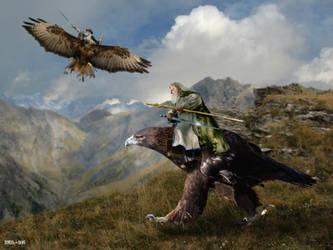 WAF Eagle Patrol by Rowdy-Dawg