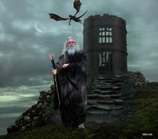 Watchtower by Rowdy-Dawg