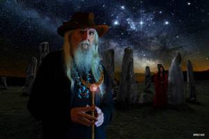 Guest Sorcerer by Rowdy-Dawg