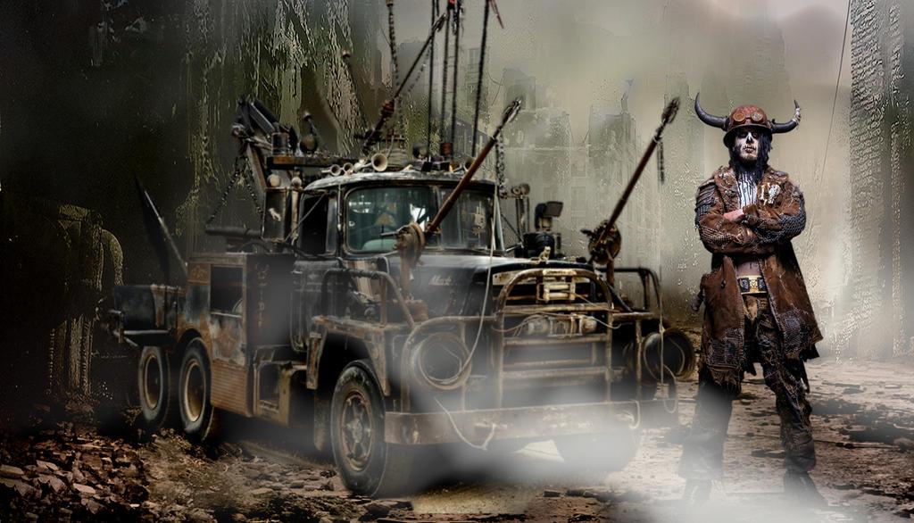 Apocalypse Wrecker Service