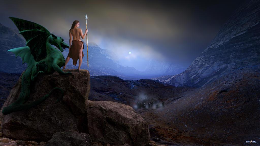 Dragon Rider Forward Observation Post
