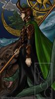 Loki King of Asgard