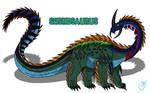AON Kaiju Profile #2 Seismosaurus