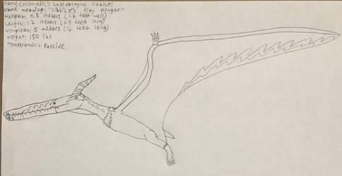 PP profile #64 Ludodactylus