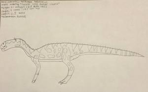 PP profile #65 Maiasaura