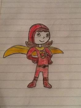 Wordgirl Drawing