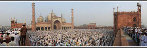 Eid PanoraMa by nimitnigam