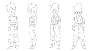 09 Lineart - Majuub