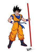 Goku Movie 2018 [My version] by keikuro