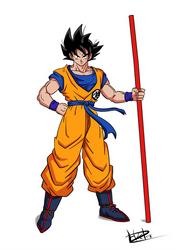 Goku Movie 2018 [My version] by keikuro
