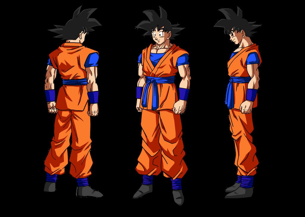 Goku Settei by keikuro