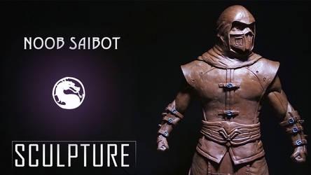 Noob Saibot Mk 9