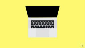 Macbook Pro Vector