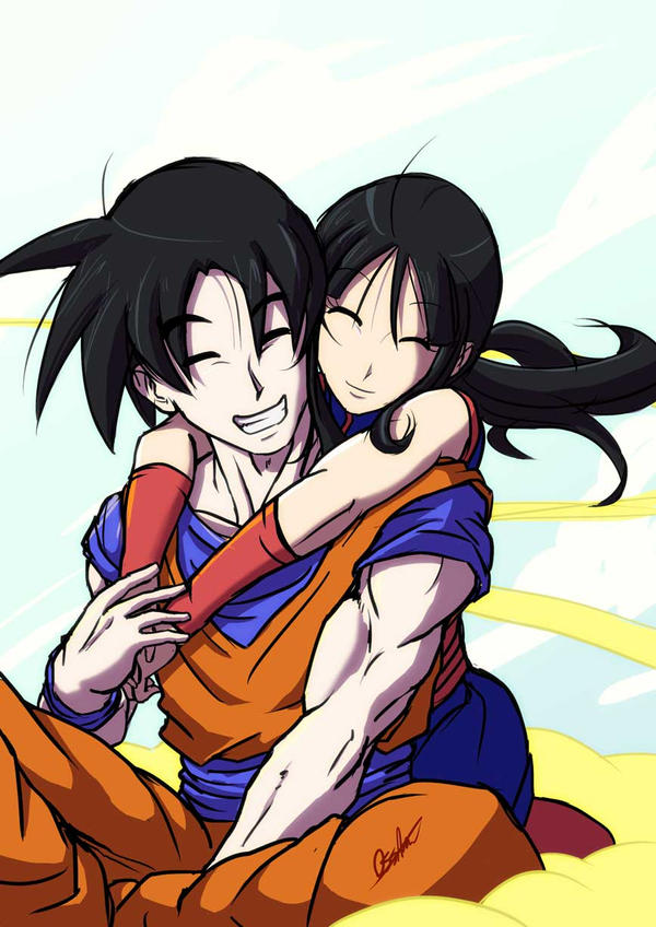 Goku et chi chi xxx