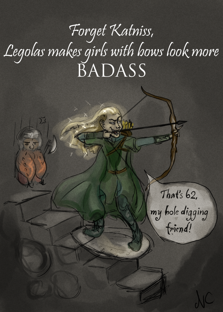 Making Bows Badass Since 1937 by Warriorseyes