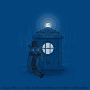 Dr Who Who?