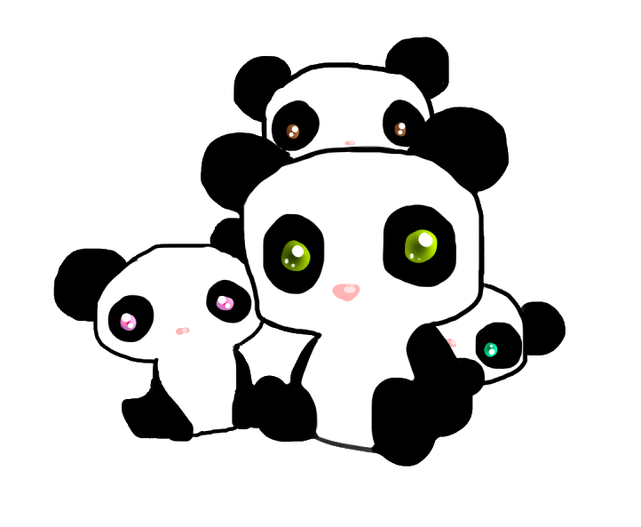 chibi panda by ToxicalKiss on DeviantArt