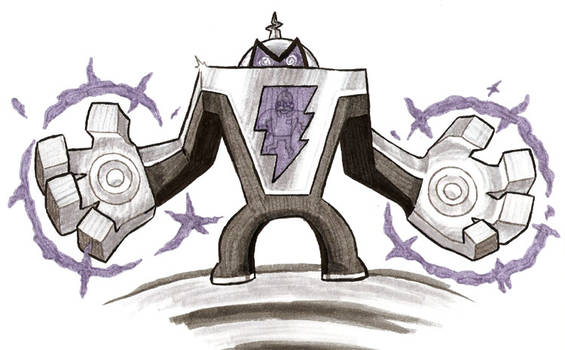 BOSS BATTLE! - Singing Fusion Bot: Purge the King
