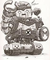 BOSS BATTLE! - Mission 3 Boss - Jupiter King by BaconMcShig