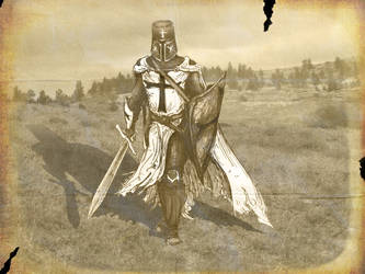 DEUS VULT (without text) by thee-a-10