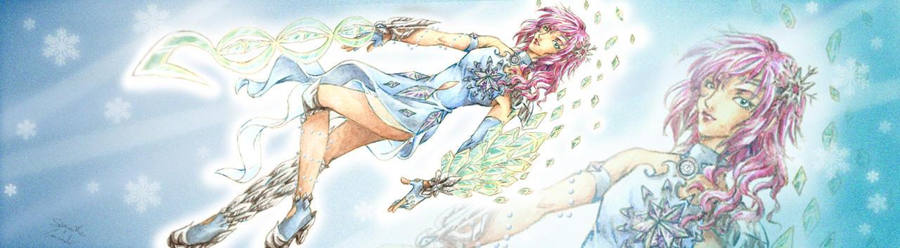 Ice Warrior - contest- by Samy-Consu