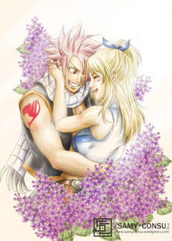 Fairy Tail : Lilacs