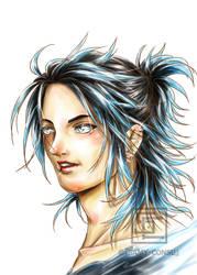 draw this in your style #akareshkai by Samy-Consu