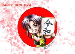 REIWA: Happy New Era