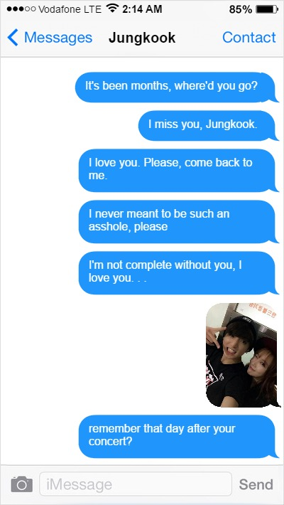Happiness' // Jungkook // Part 1 by galaxy-min on DeviantArt