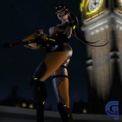 Good Widowmaker by GusMash3D