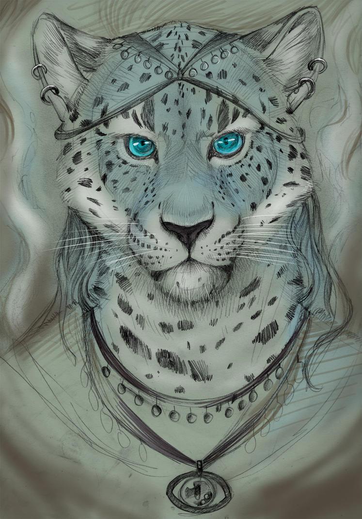 blue eyes by mountainlaurelarts