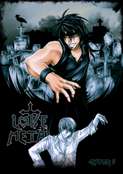 Love Metal Chapter 2 Cover