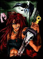 The Iron Maiden by HeartandVoice