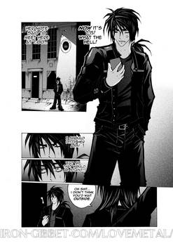 Love Metal Ch 2 page 9