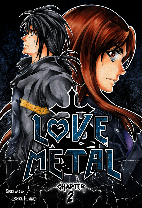 Love Metal Chapter 2 by HeartandVoice