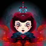 Queen of Hearts by shiropanda