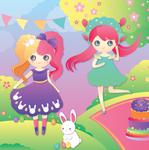 Happy Easter by shiropanda