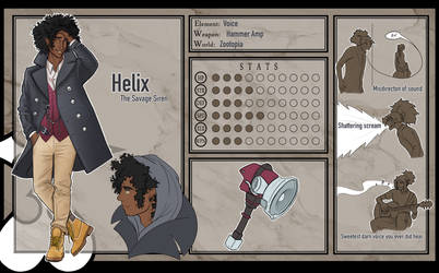 [OI] Officer Helix