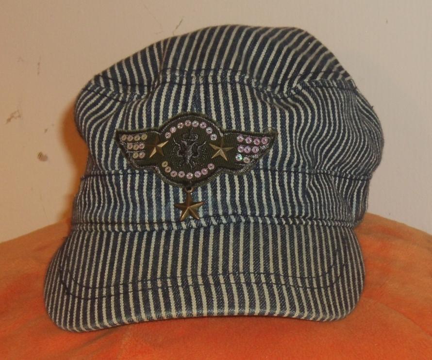 Flight Engineer's Cap 3 by Windthin