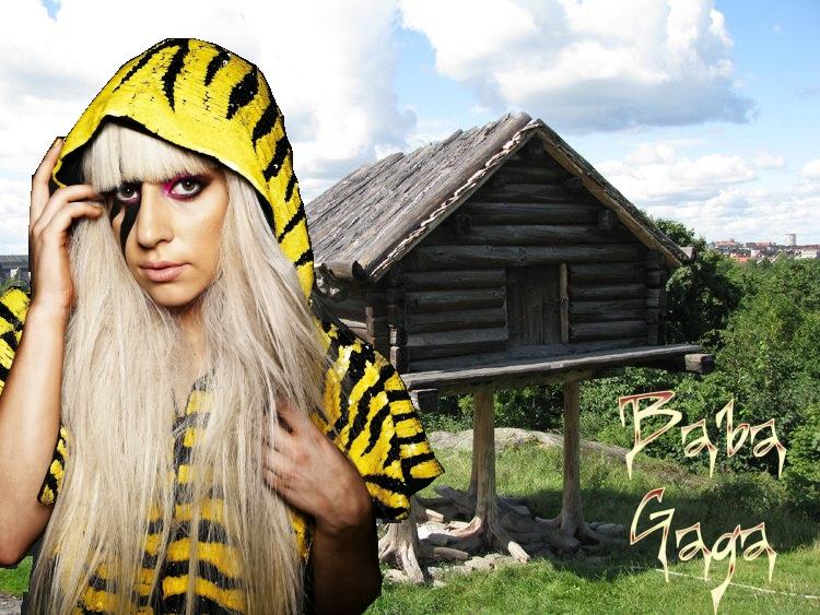 Baba Gaga by Windthin