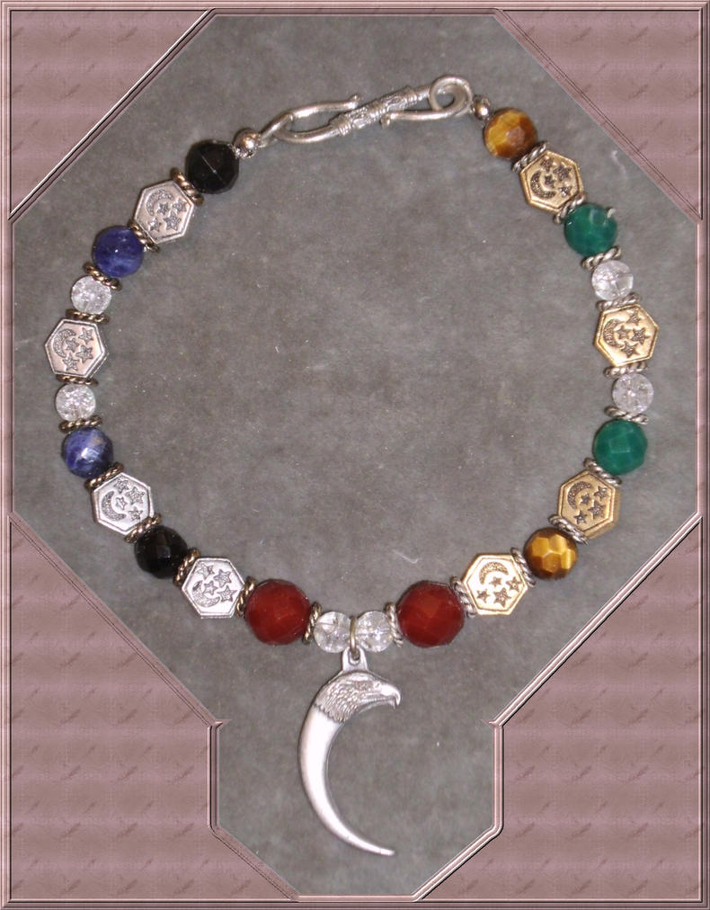 The Six Elements Bracelet by Windthin