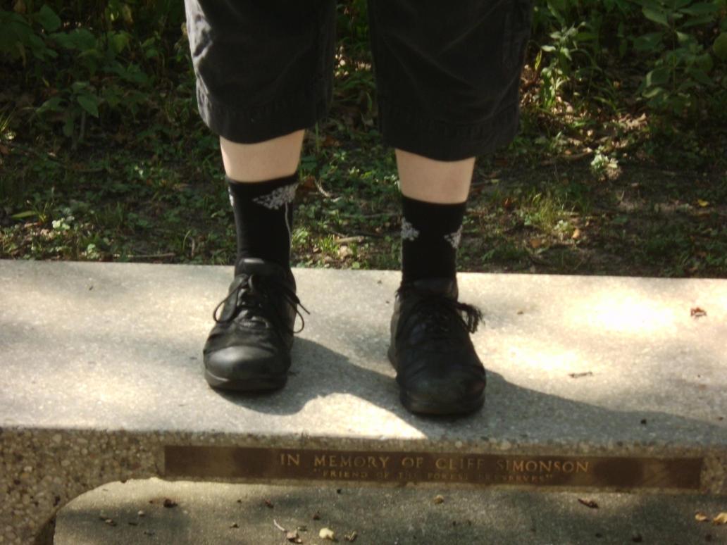 Rachel in Socks by Windthin