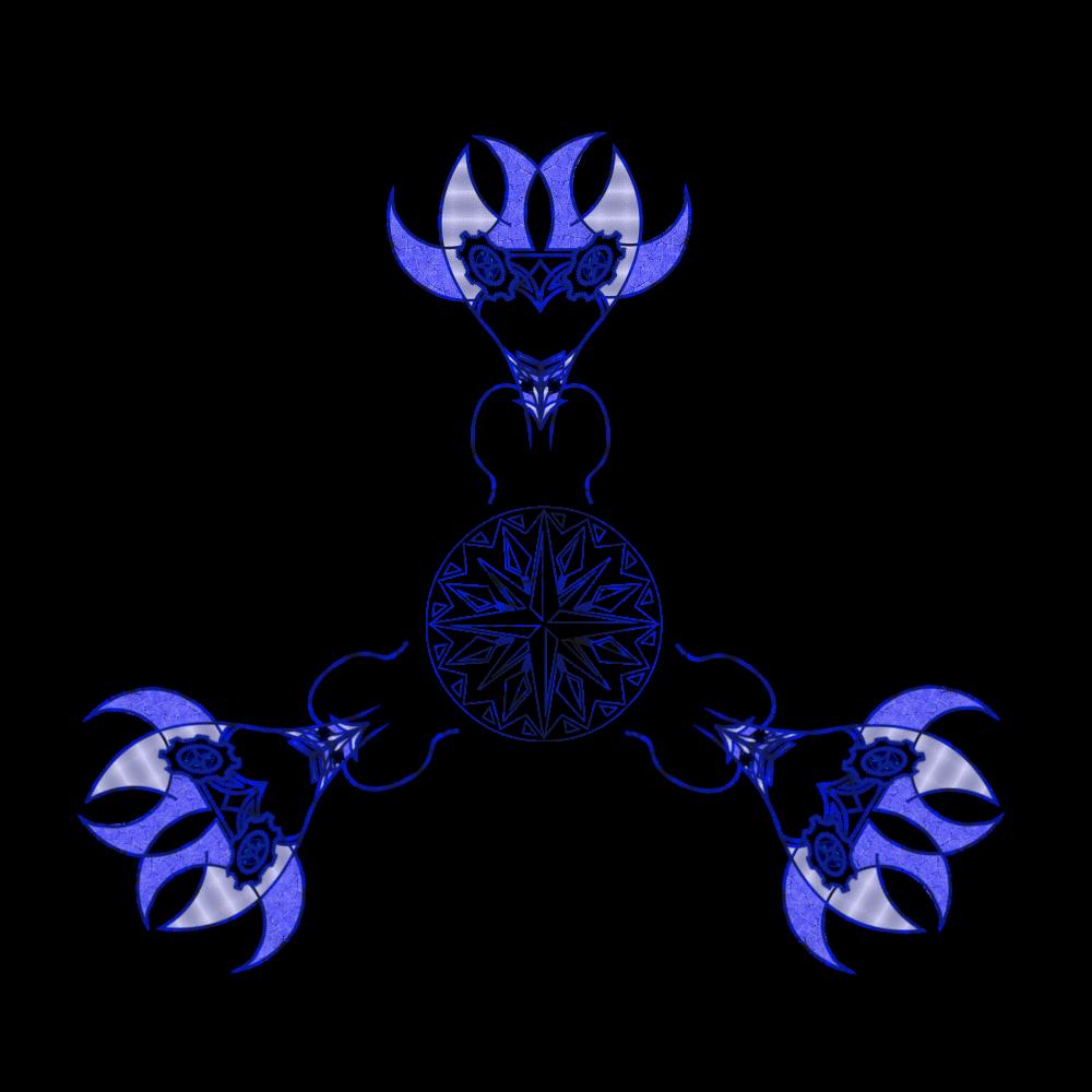 Three Gear Dragons Avatar 1 by Windthin