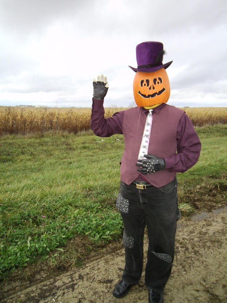 Gourdon Pumpkinhead in Cortland 3 by Windthin