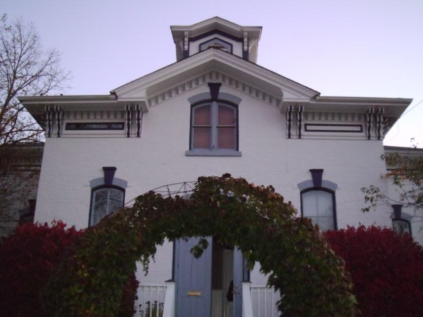Sycamore School House 1 by Windthin