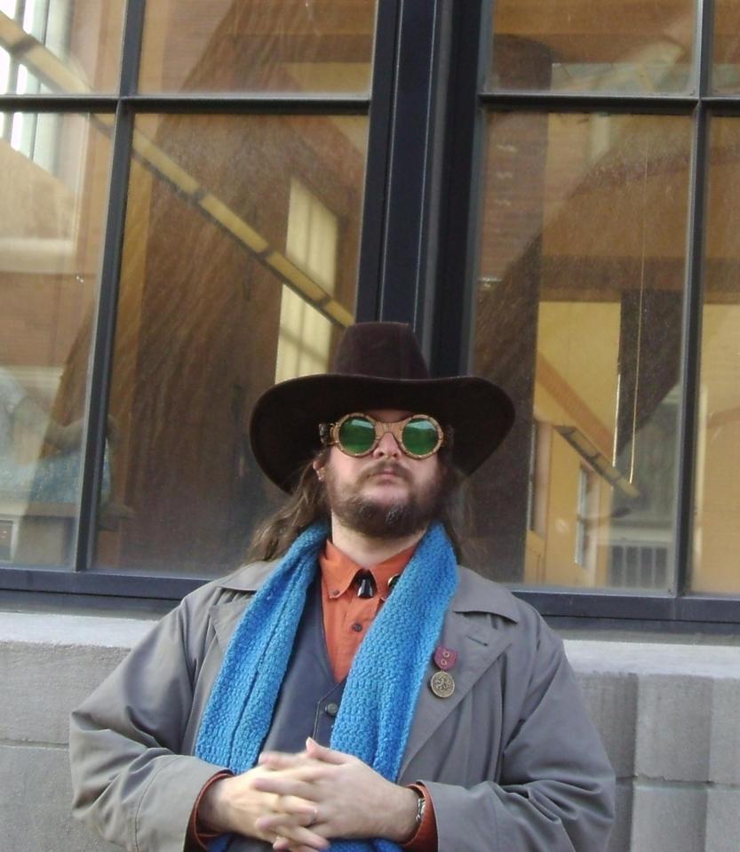 Steampunk Cowboy 56 by Windthin